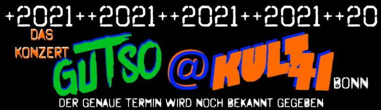 GUTSO Banner Kult
